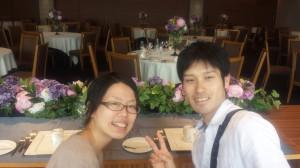 2012.6.30前田様・石井様W+ish